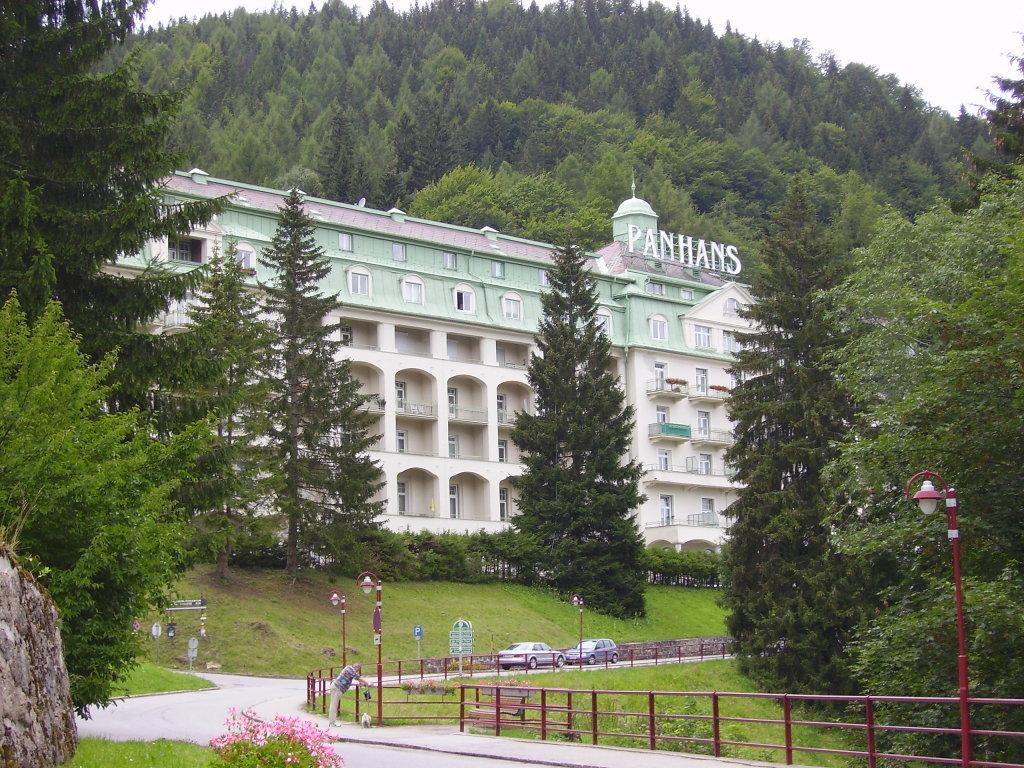 """""""Der Panhans"""", eines der schönsten Hotels, die ich kenne, eingerichtet im Jugendstil 1888, sehr gute Serviceleistungen, wahnsinnig schöne Wanderwege!!!!!!! - Semmering - Kurort, Niederösterreich (2680-NOE)"""