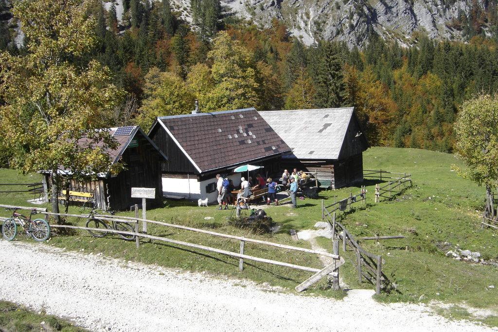 Johnsleitnerhütte auf der Gnanitzalm - Tauplitz, Steiermark (8982-STM)