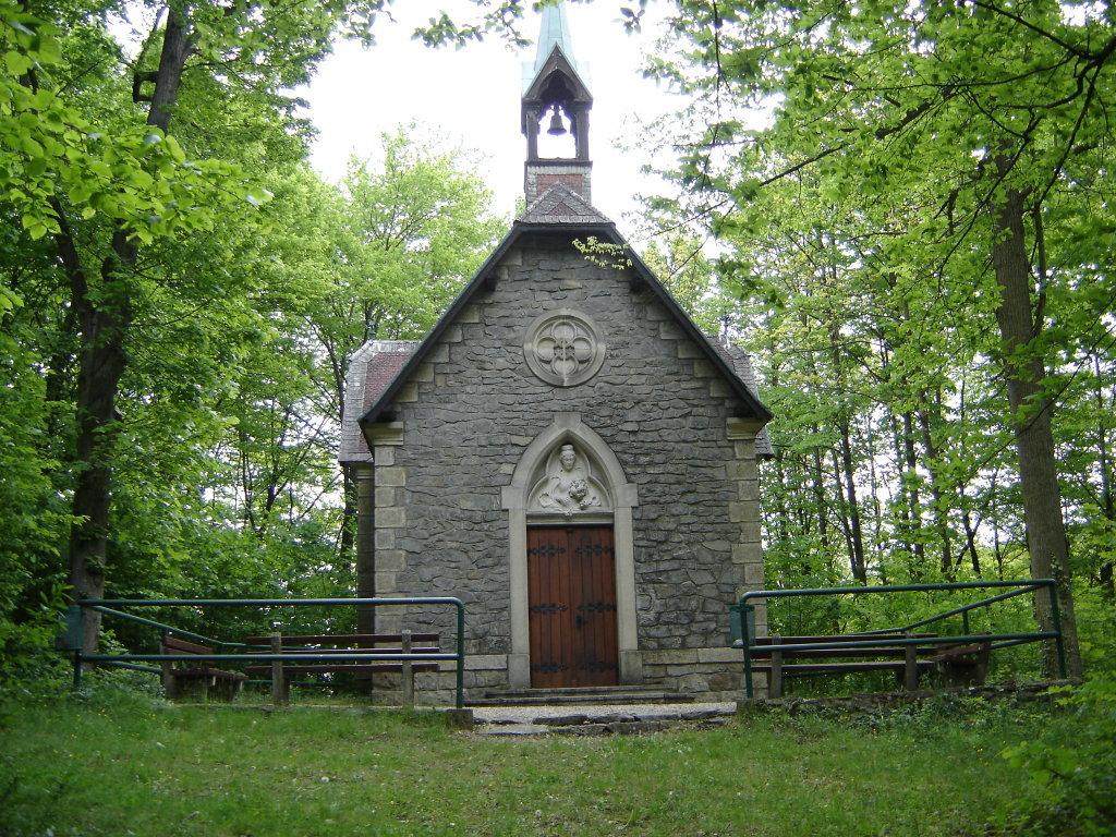 Kaiser Franz-Joseph-Kapelle bei Rosenburg - Rosenburg, Niederösterreich (3573-NOE)