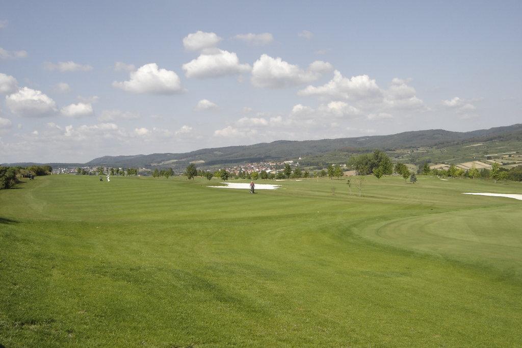"Golfplatz ""Kamptal-Donauland"" in Lengenfeld - Lengenfeld, Niederösterreich (3552-NOE)"