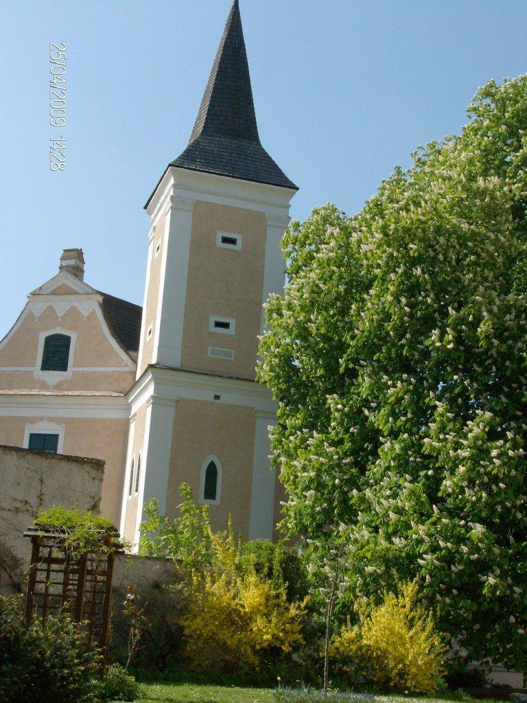 Schloss Mühlbach am Manhartsberg - Mühlbach am Manhartsberg, Niederösterreich (3473-NOE)