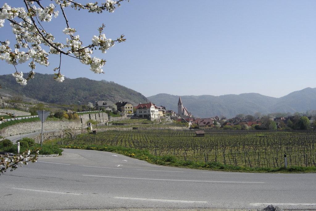 Wißenkirchen in der Wachau - Weißenkirchen in der Wachau, Niederösterreich (3610-NOE)