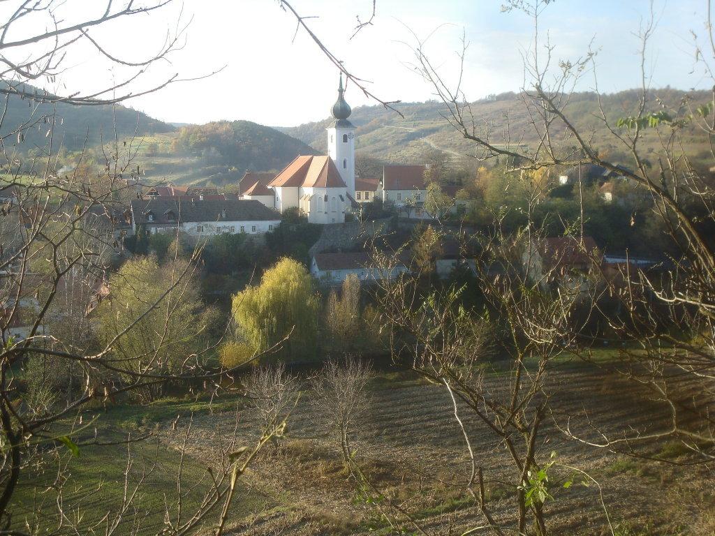 Stiefern Pfarrkirche - Stiefern, Niederösterreich (3562-NOE)