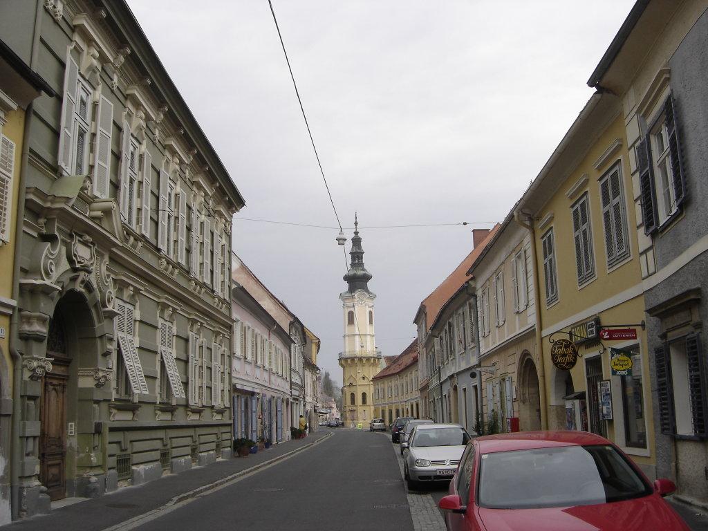 Langgasse Bad Radkersburg - Bad Radkersburg, Steiermark (8490-STM)