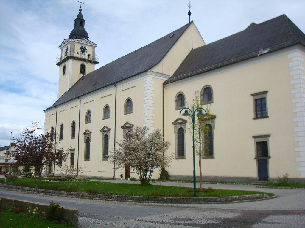 Pfarrkirche Windhaag - Windhaag bei Perg, Oberösterreich (4322-OOE)