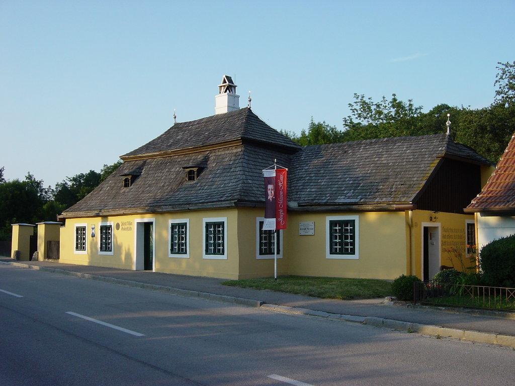 """Das """"Missonhaus"""" in Mühlbach am Manhartsberg - Mühlbach am Manhartsberg, Niederösterreich (3473-NOE)"""