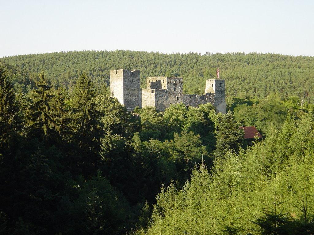 Ruine Kronsegg - Langenlois, Niederösterreich (3550-NOE)