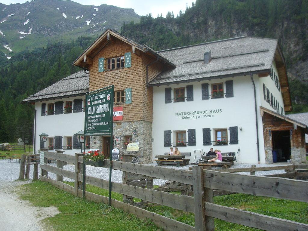Naturfreundehaus Kolm Saigurn - Rauris, Salzburg (5661-SBG)