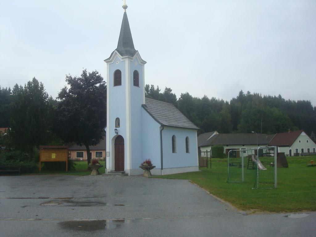 Kapelle in Thaua - Thaua, Niederösterreich (3804-NOE)