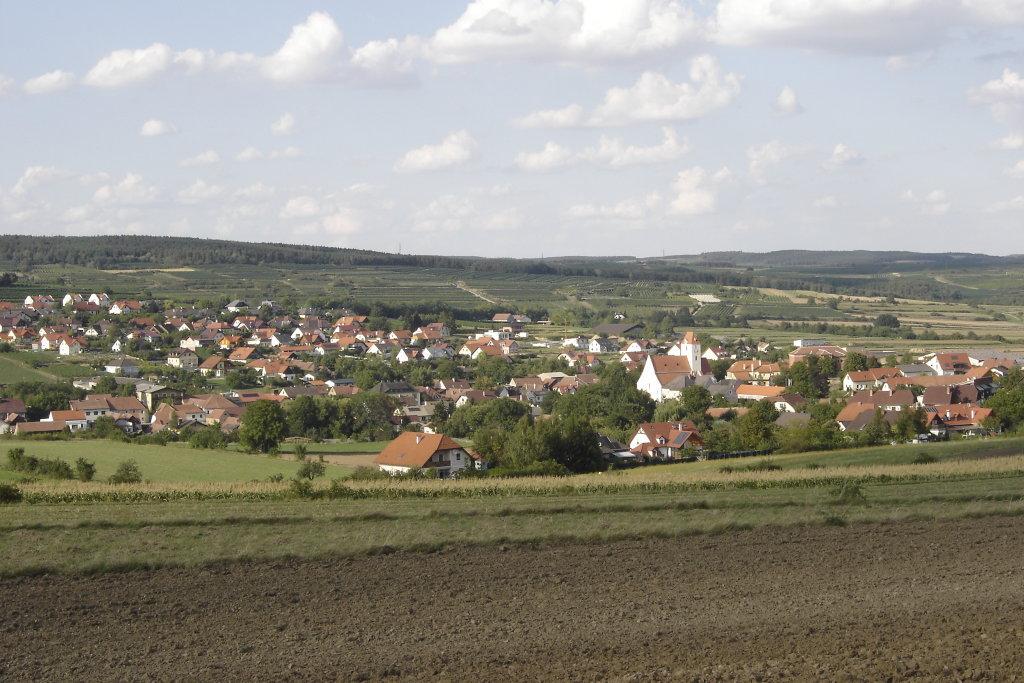 Blick auf Lengenfeld - Lengenfeld, Niederösterreich (3552-NOE)