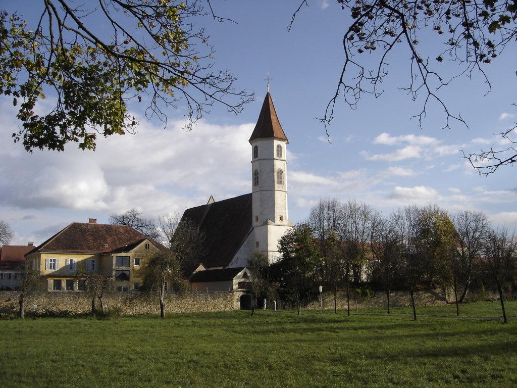 Pfarrkirche Bad Radkersburg - Bad Radkersburg, Steiermark (8490-STM)