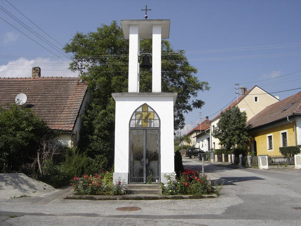 Kleine Kapelle in Stettenhof - Stettenhof, Niederösterreich (3482-NOE)