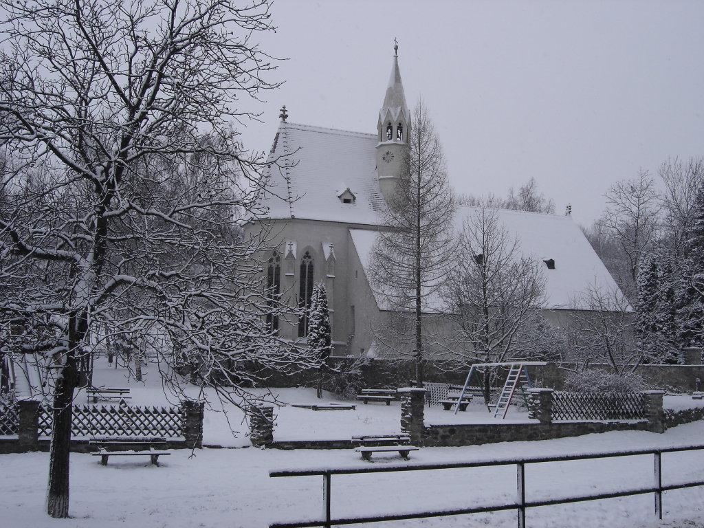 Nikolauskirche - Langenlois (Obere Stadt) - Langenlois, Niederösterreich (3550-NOE)