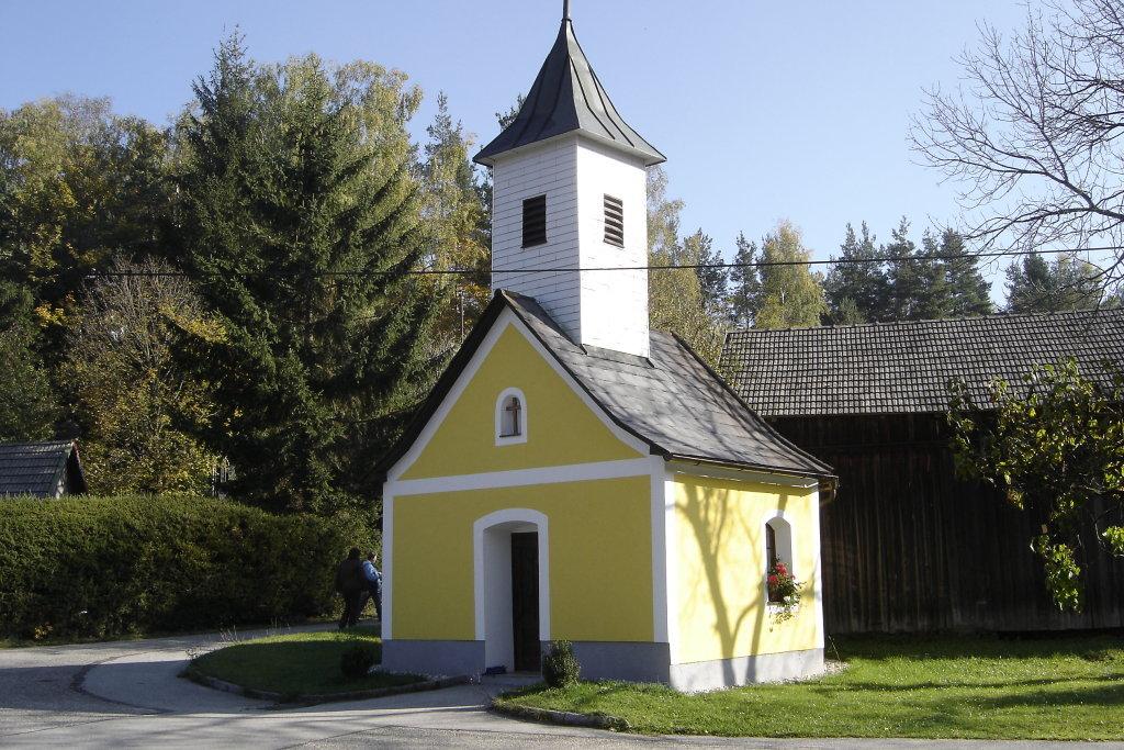Kapelle in Höhendorf - Höhendorf, Niederösterreich (3911-NOE)