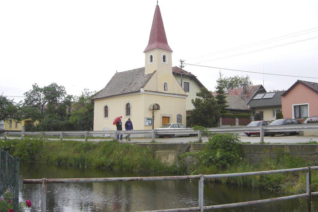 Kapelle in Etzmannsdorf - Etzmannsdorf bei Straning, Niederösterreich (3722-NOE)