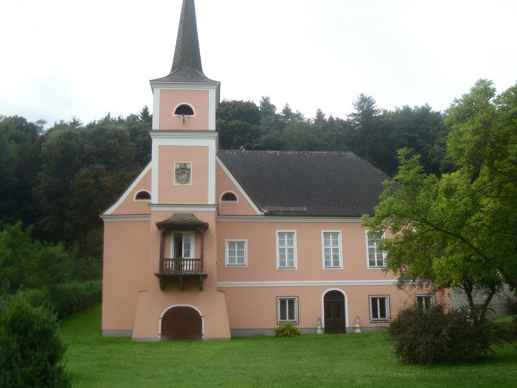 Schloss Krummnußbaum - Krummnußbaum, Niederösterreich (3375-NOE)