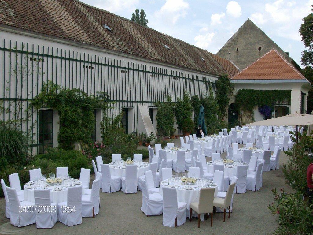 Schlosspark Mühlbach am Manhartsberg - die 1a Hochzeitslocation - Hohenwarth-Mühlbach a.M., Niederösterreich (3472-NOE)