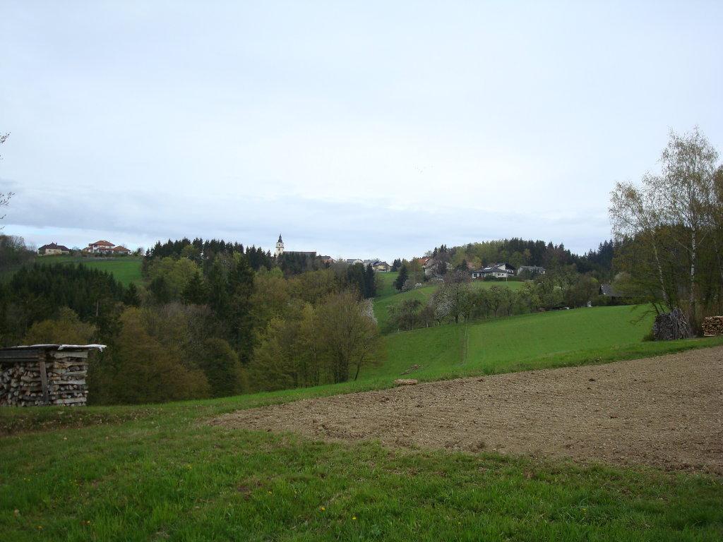 Fernblick nach Windhaag bei Perg - Windhaag bei Perg, Oberösterreich (4322-OOE)