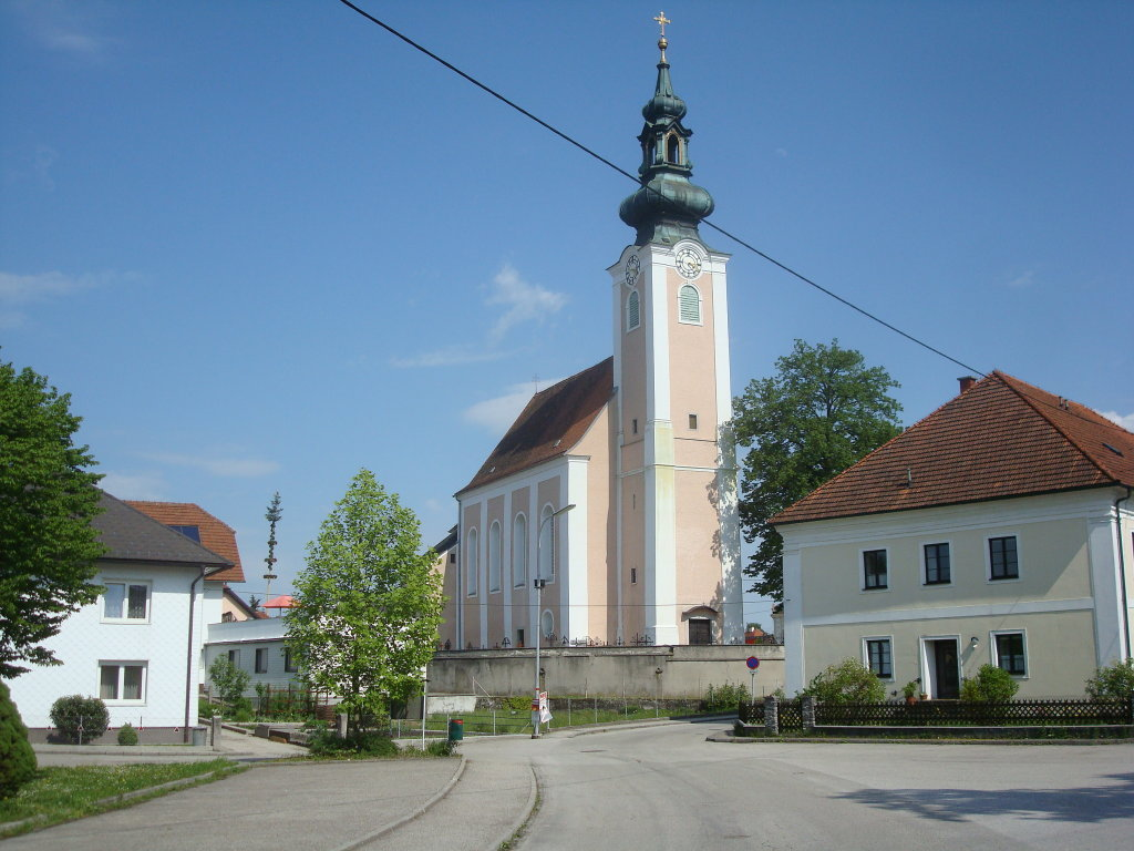 Pfarrkirche Pichl bei Wels - Pichl bei Wels, Oberösterreich (4632-OOE)