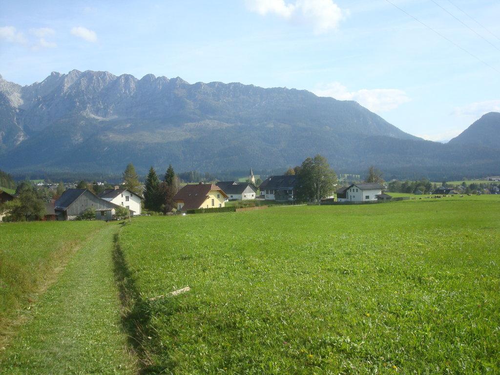 Blick nach Bad Mitterndorf - Bad Mitterndorf, Steiermark (8983-STM)