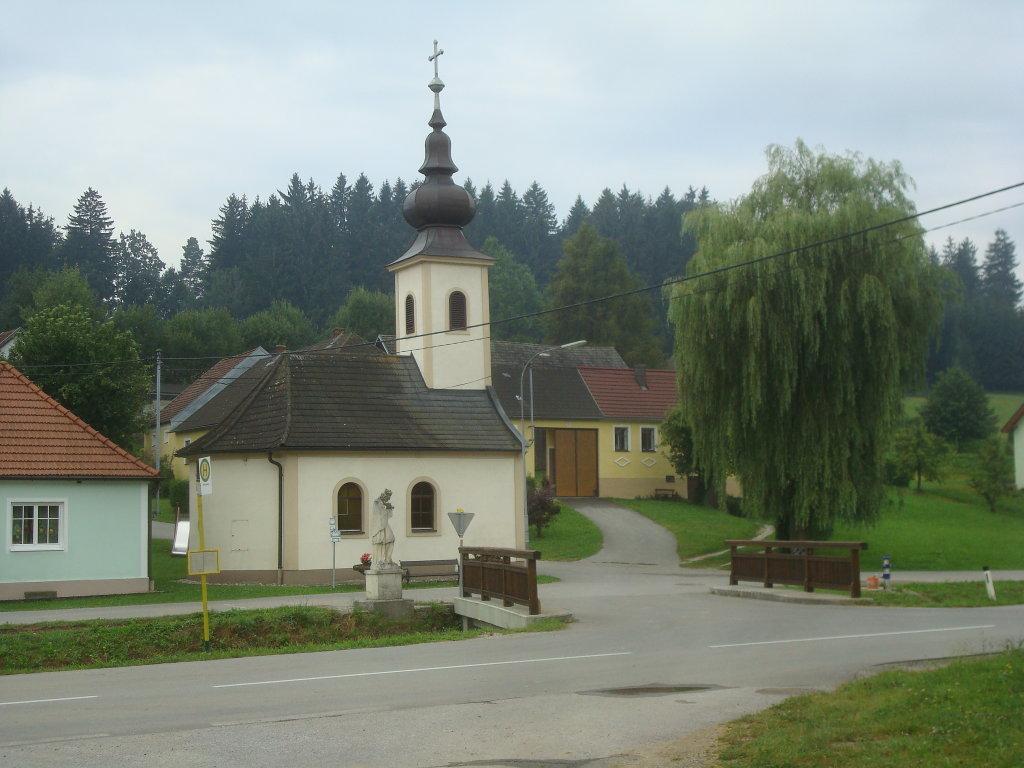 Kapelle in Zwinzen - Zwinzen, Niederösterreich (3804-NOE)