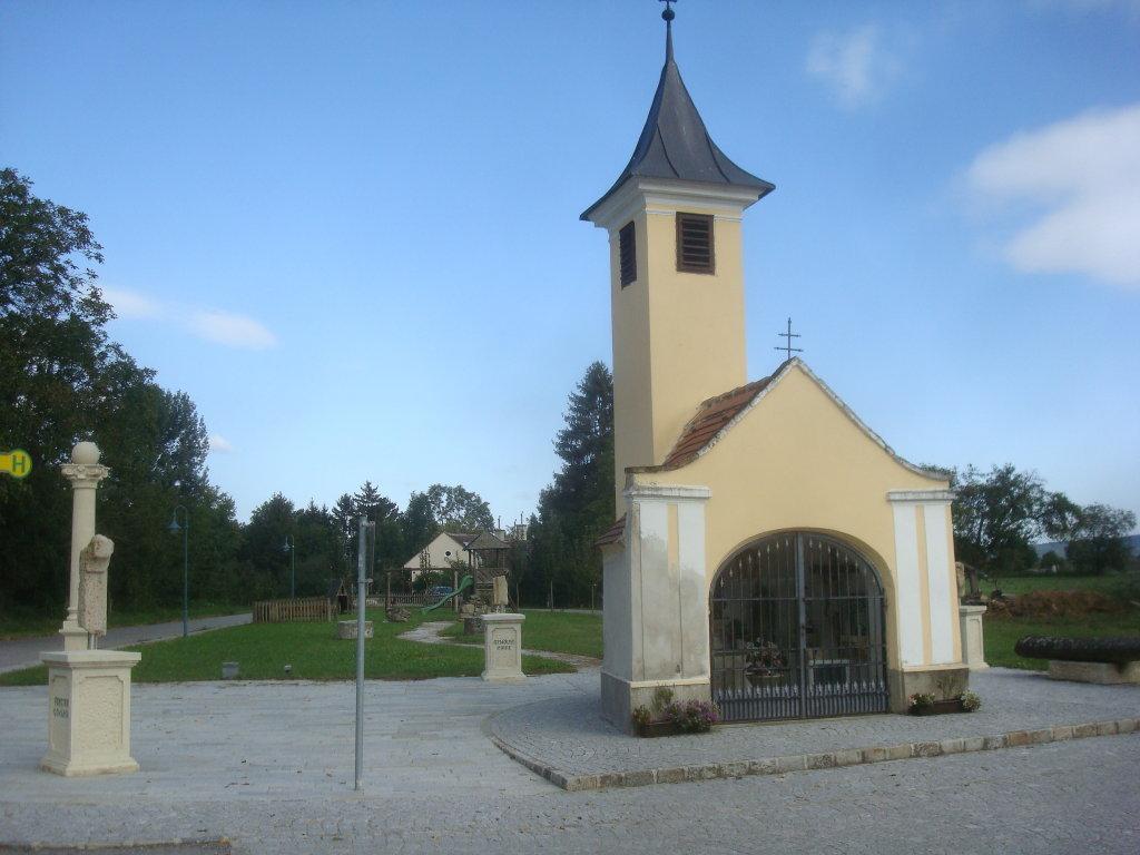 Kapelle in St. Johann - St. Johann, Niederösterreich (3484-NOE)