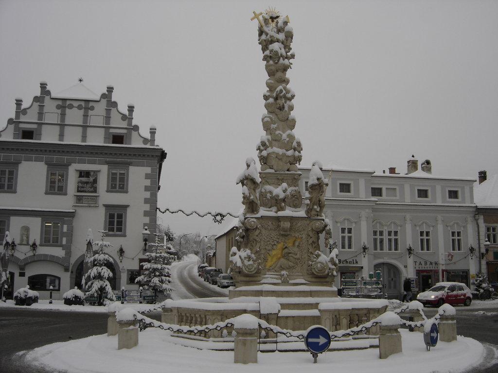 Kornplatz - Langenlois - Langenlois, Niederösterreich (3550-NOE)