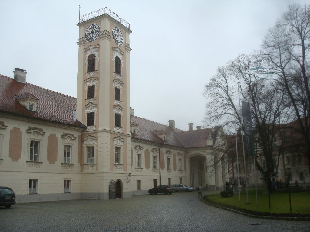 Schloss Lamberg - Steyr Stadt, Oberösterreich (4400-OOE)