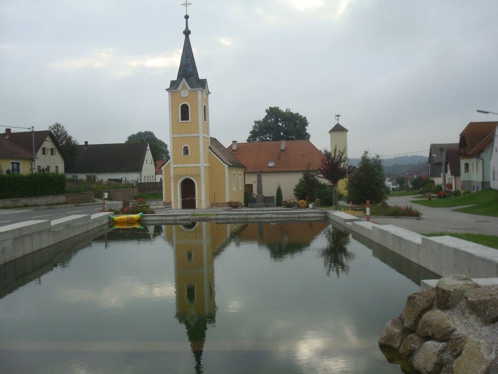 Kapelle in Bernschlag - Bernschlag, Niederösterreich (3804-NOE)
