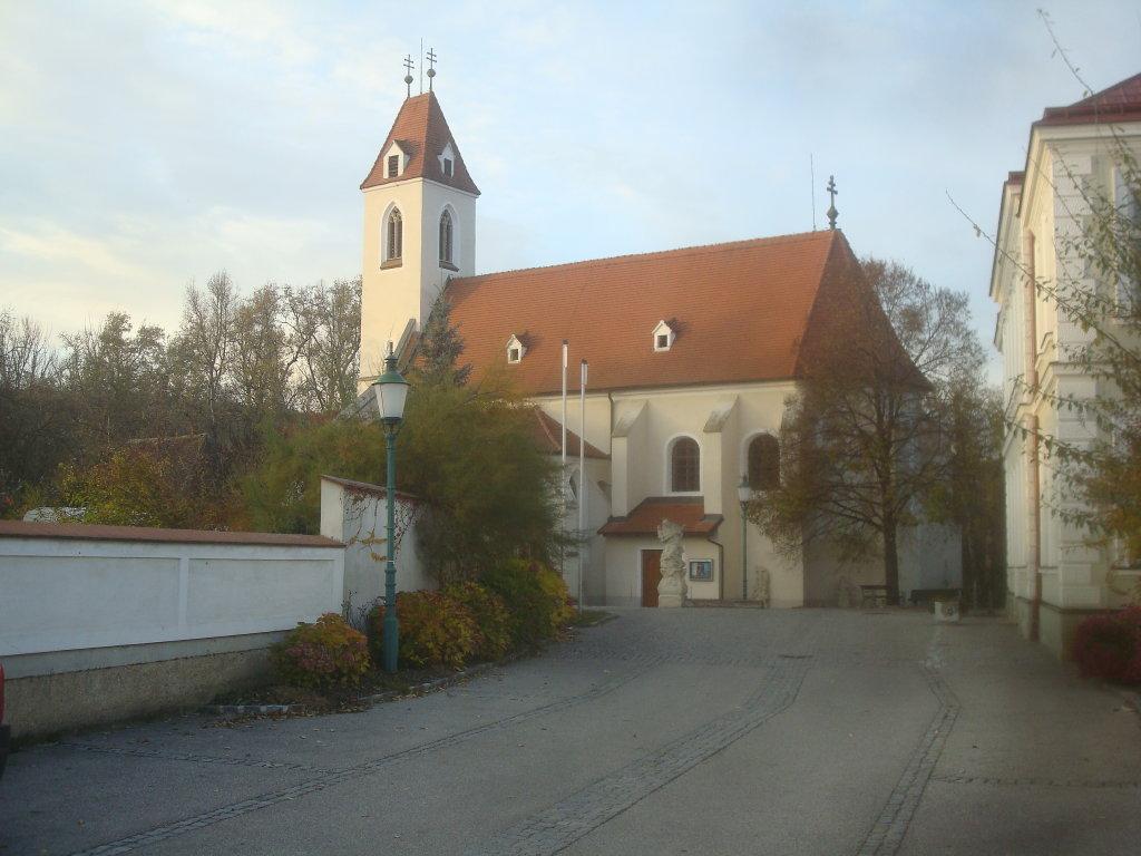 Pfarrkirche Zöbing - Zöbing, Niederösterreich (3550-NOE)