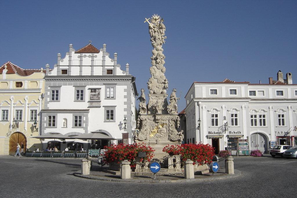Langenlois - Kornplatz - Langenlois, Niederösterreich (3550-NOE)