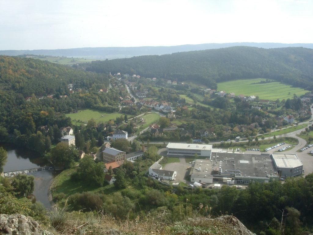 Blick vom Schanzberg auf Zitternberg - Zitternberg, Niederösterreich (3571-NOE)