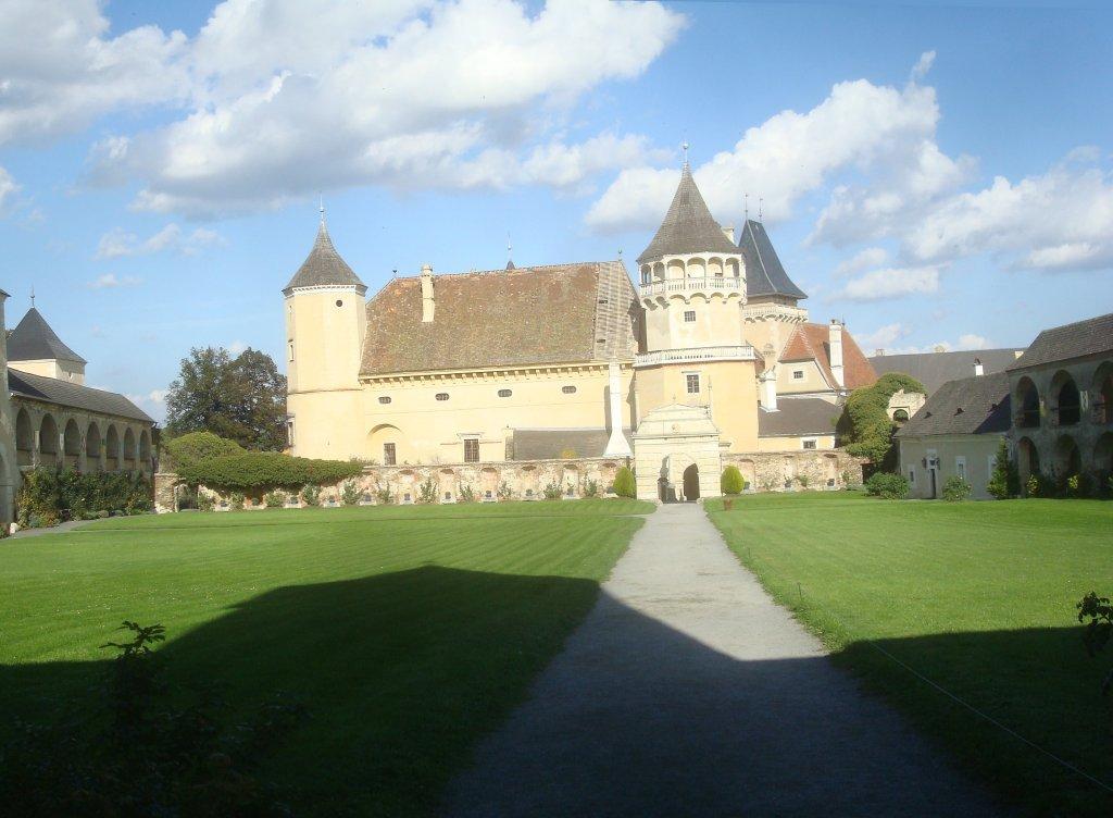 Renaissanceschloss Rosenburg - Rosenburg, Niederösterreich (3573-NOE)