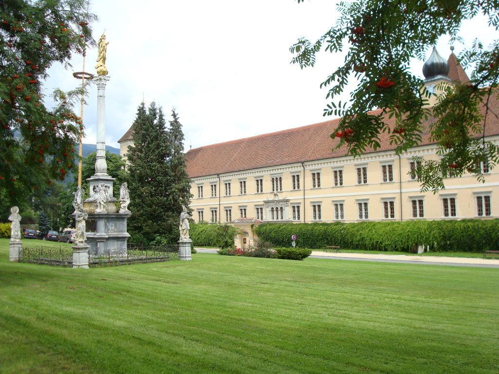 Benediktinerabtei Seckau - Seckau, Steiermark (8732-STM)