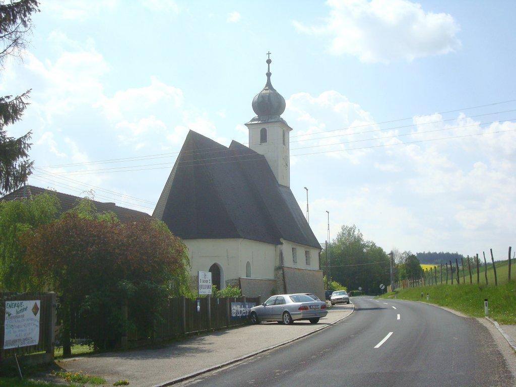 Valentinskirche in Sulzbach - Sulzbach, Oberösterreich (4632-OOE)