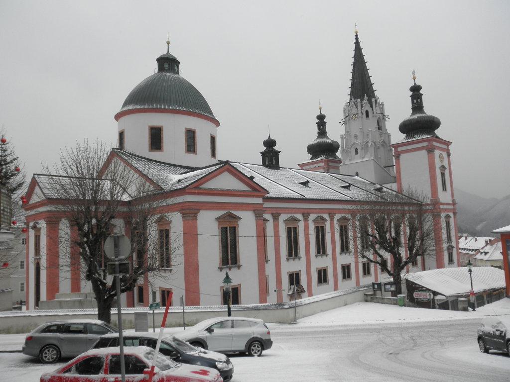 Basilika Mariazell - Mariazell, Steiermark (8630-STM)