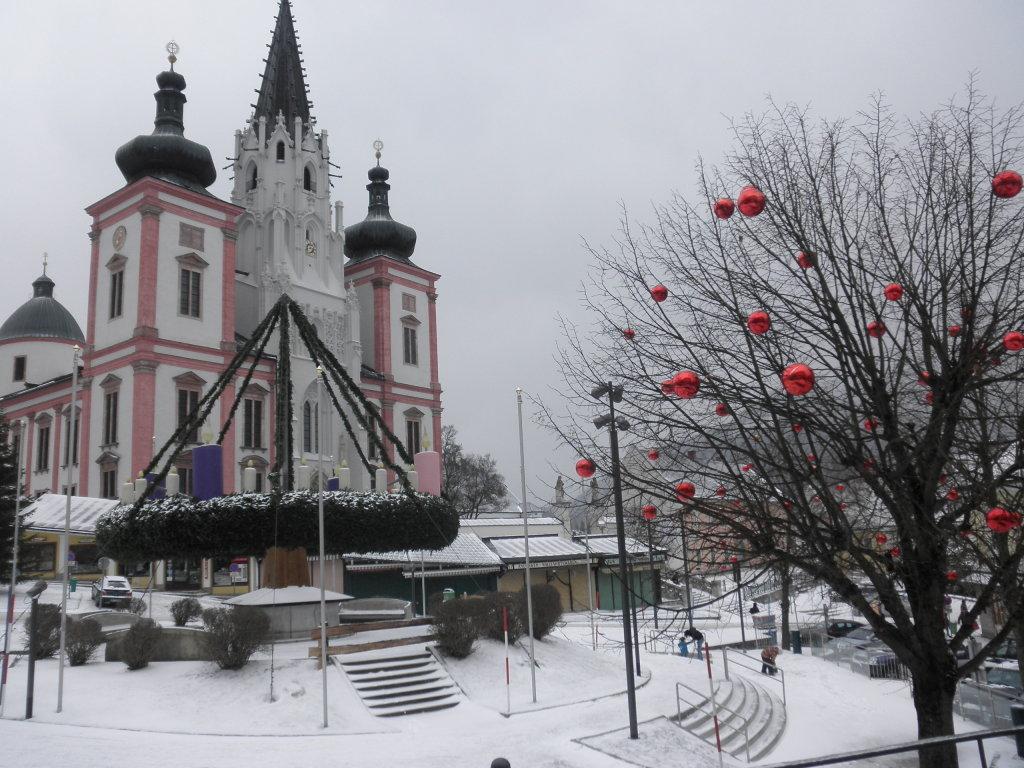 Weihnachtszeit in Mariazell - Mariazell, Steiermark (8630-STM)