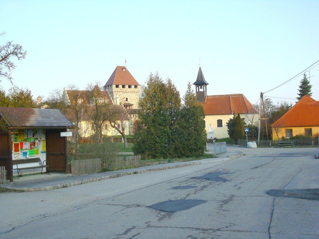 Ort Wolfshof - Wolfshof, Niederösterreich (3571-NOE)