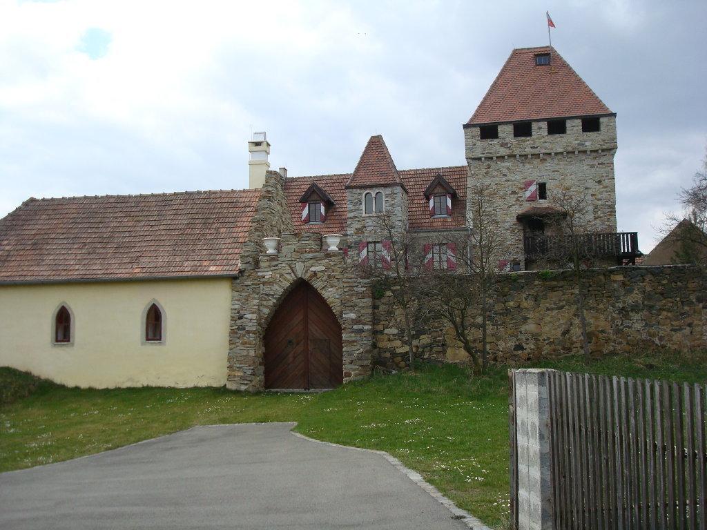 Altes Herrschaftshaus in Wolfshof - Wolfshof, Niederösterreich (3571-NOE)