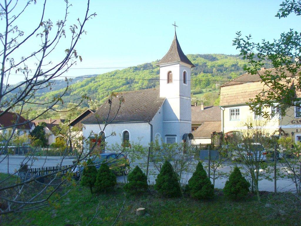 Kapelle in Elsarn am Jauerling - Elsarn am Jauerling, Niederösterreich (3622-NOE)