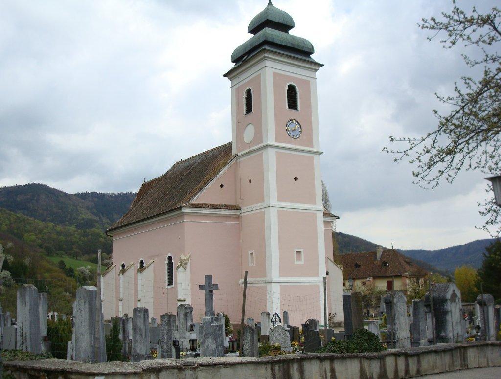 Pfarrkirche Niederranna - Niederranna, Niederösterreich (3622-NOE)