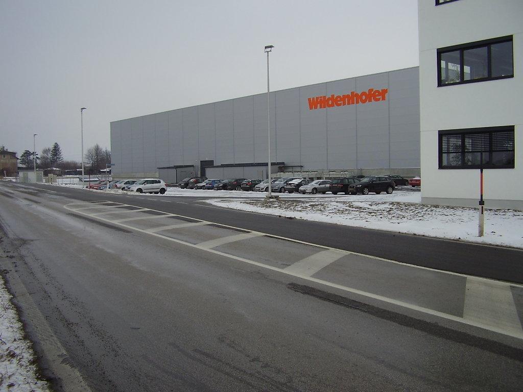 Wildenhofer Strasse 1 von der B11 nahe 2481 Achau NOE - Wildenhofer Straße, Niederösterreich (2481-NOE)
