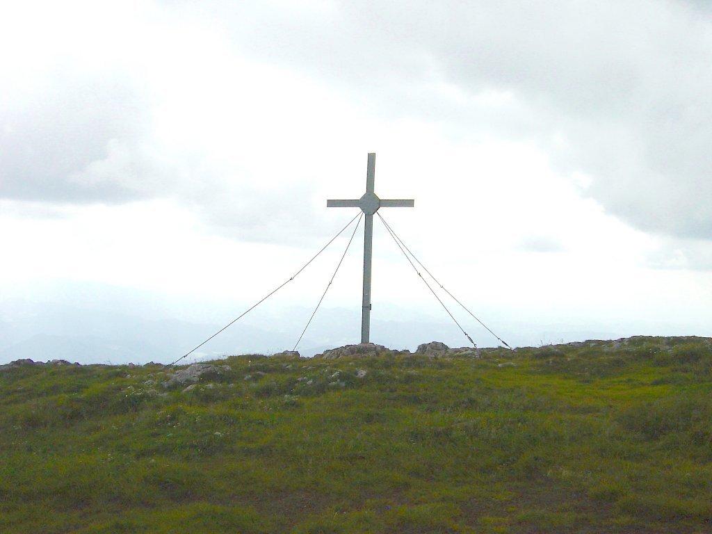Das Gipfelkreuz am Ötscher. - Lackenhof, Niederösterreich (3294-NOE)
