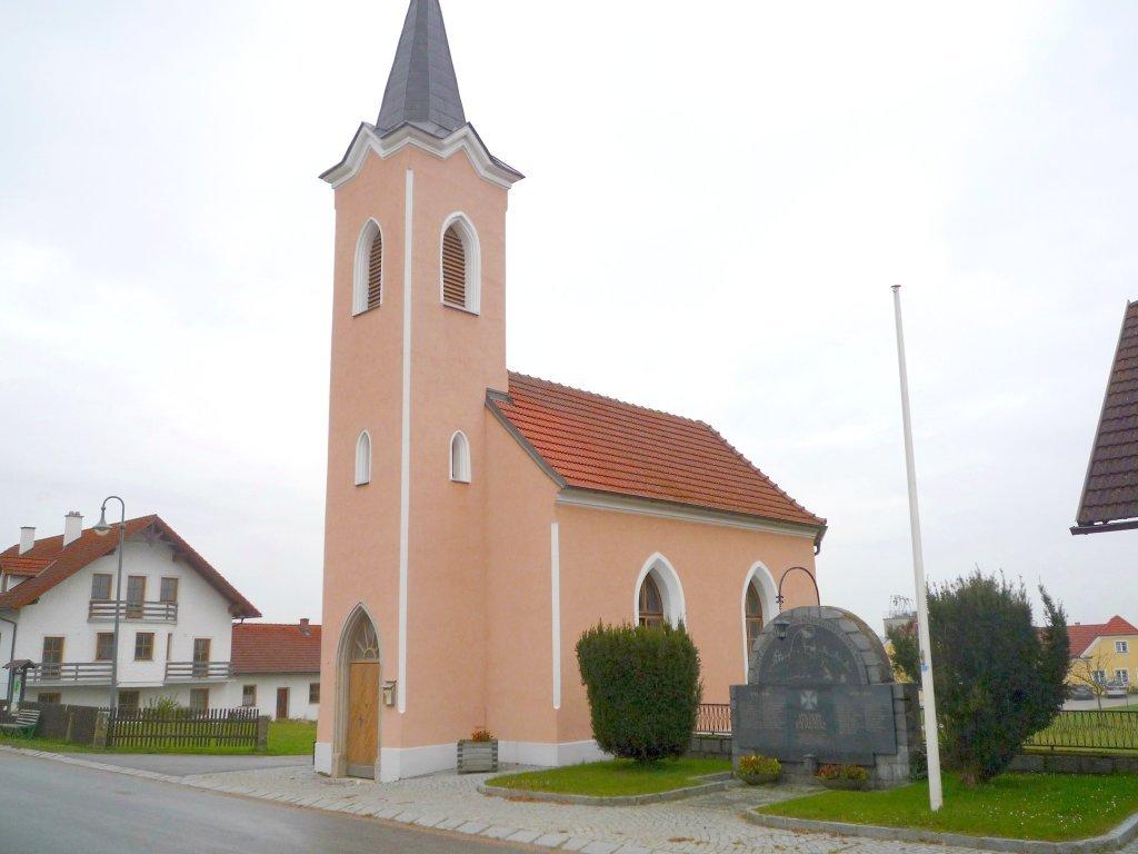 Kirche in Schandachen - Schandachen, Niederösterreich (3874-NOE)