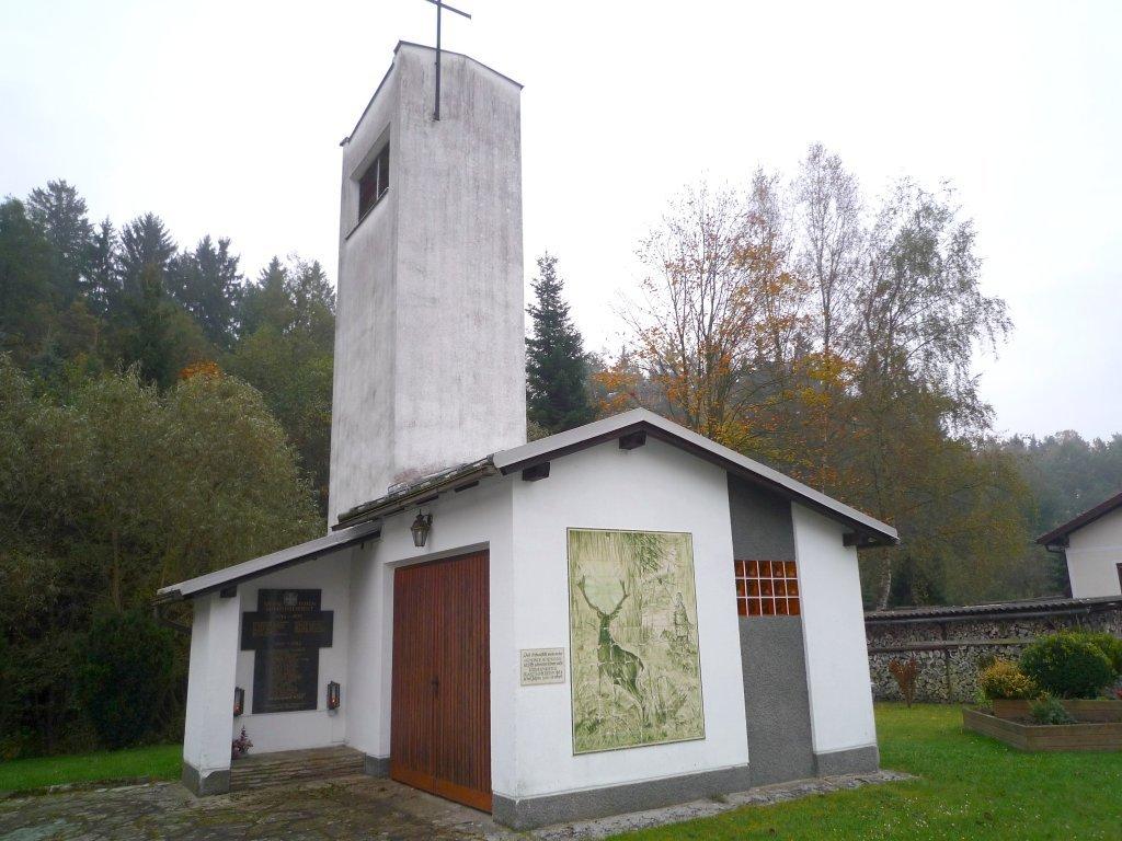 Gedenkstätte in Hörmanns - Hörmanns bei Litschau, Niederösterreich (3874-NOE)
