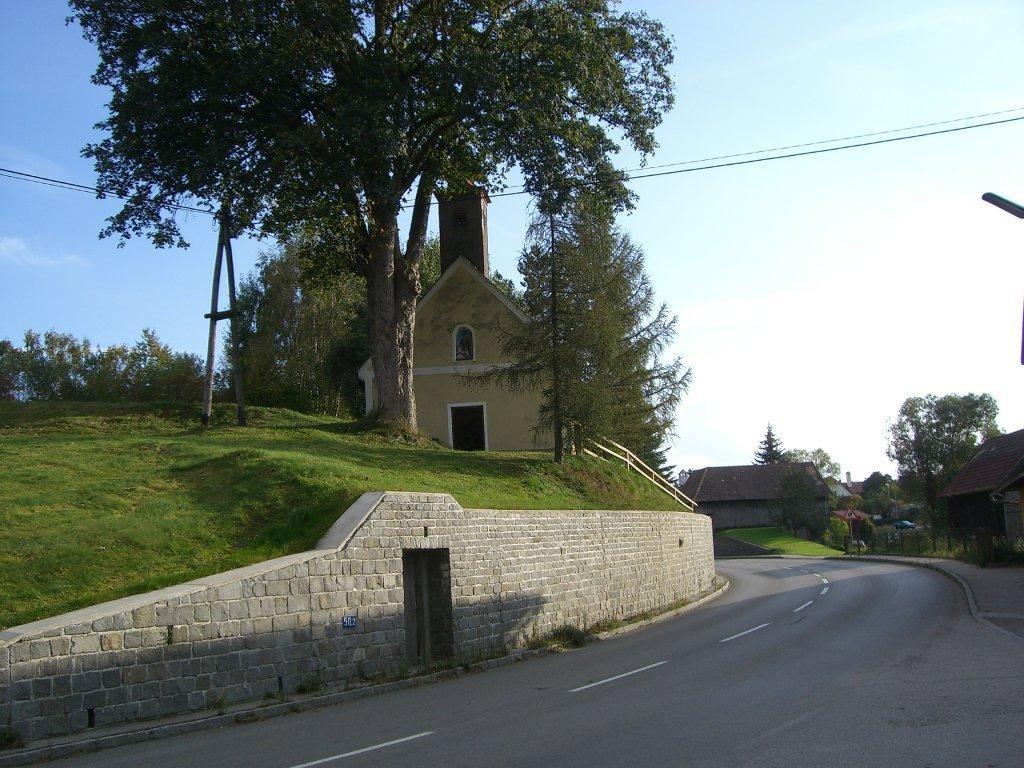Dorfkapelle - Merzenstein, Niederösterreich (3911-NOE)