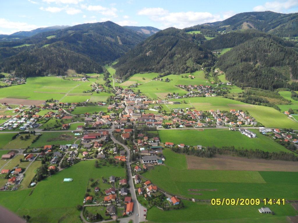 Luftaufnahme von Kraubath Jahr 2009 - Kraubath an der Mur, Steiermark (8714-STM)