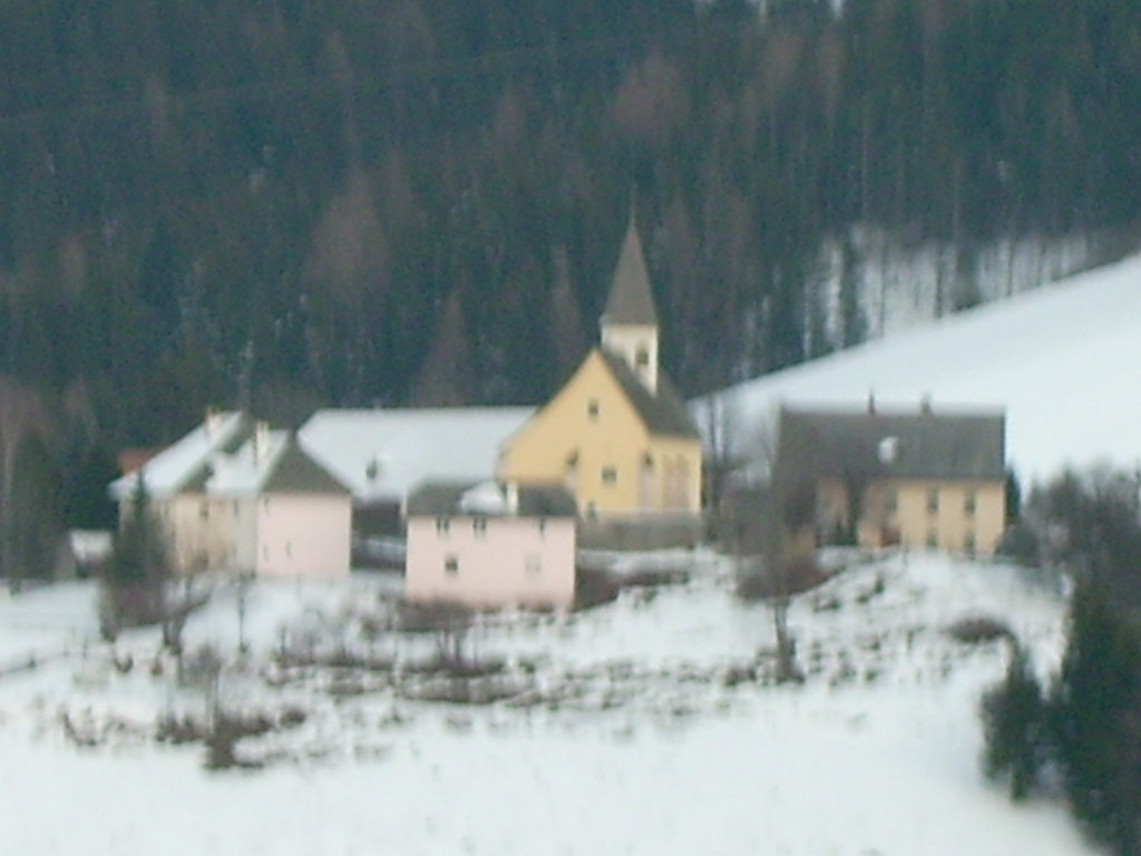 St.Georgen im Winter - St. Georgen in Obdachegg, Steiermark (8742-STM)