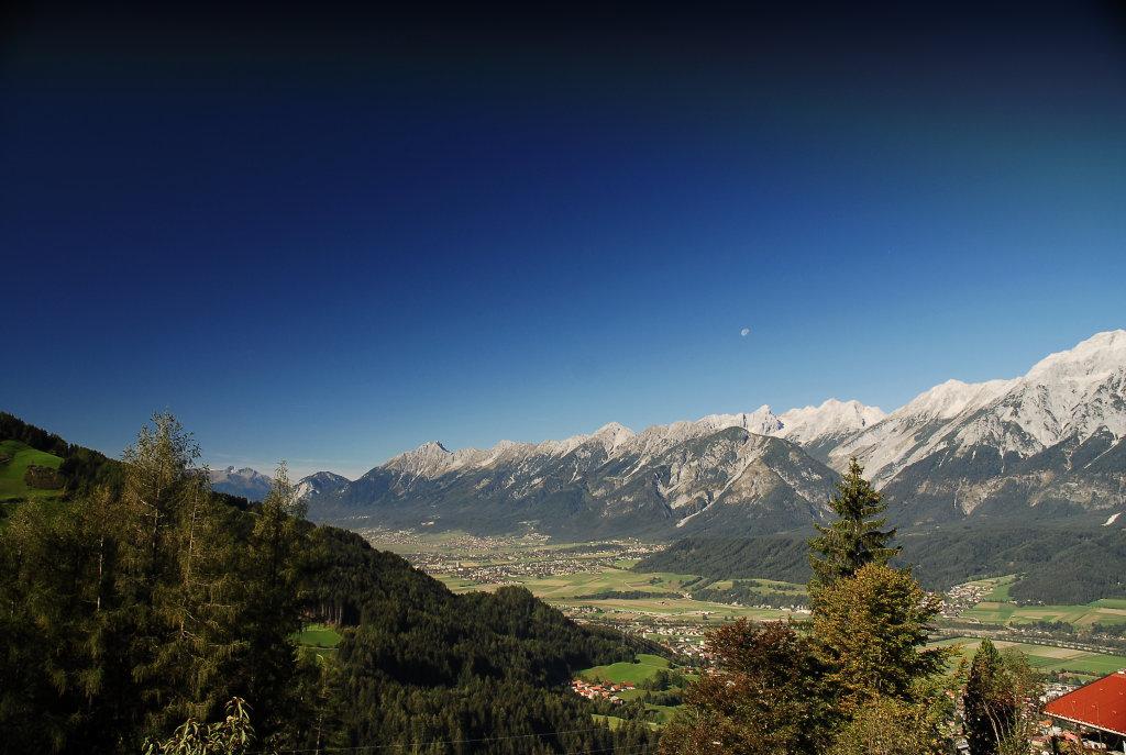 Aussicht von Birchach ins Inntal, Tirol - Birchach, Tirol (6113-TIR)