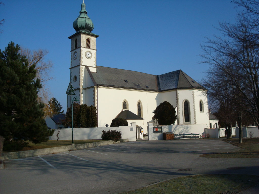Pfarrkirche Trumau - Trumau, Niederösterreich (2521-NOE)